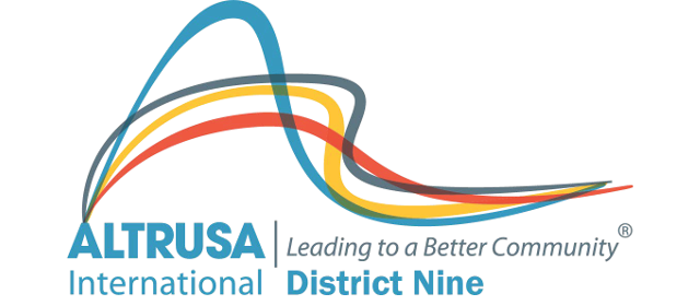 Altrusa District Nine Logo